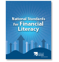 national standards for financial literacy Teaching Opportunity – April 2013