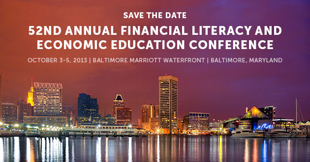 annual conference save the date Teaching Opportunity – April 2013
